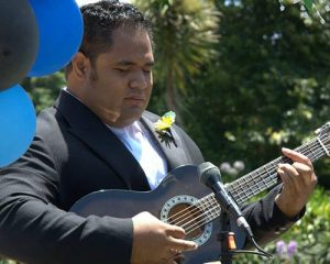 Ese is a talented musician